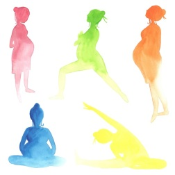 prenatal-yoga-illustrationviveetlumiere